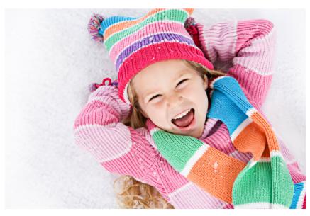 Ubrania na zimę dla dzieci